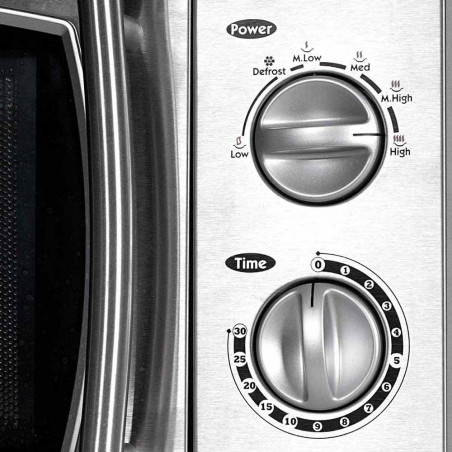 Kuchenka mikrofalowa, P 0.9 kW