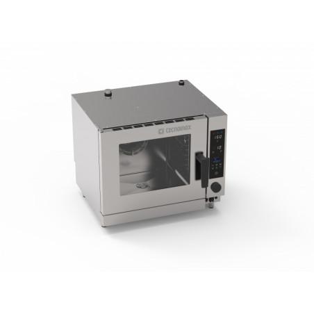 Piec konwekcyjno-parowy 6x1/1GN Tecnoinox EOM06DSL z systemem mycia