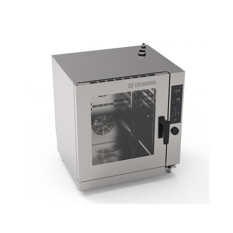 Piec konwekcyjno-parowy 10x1/1GN Tecnoinox EOM10DSL z systemem mycia