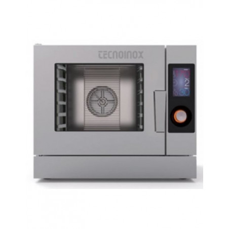 Piec konwekcyjno-parowy 6x1/1GN Tecnoinox TAP EFM06TB z systemem mycia