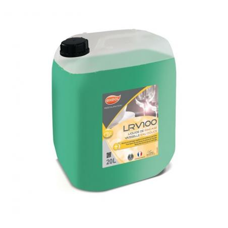 LRV100 20L | preparat w płynie do maszynowego płukania naczyń