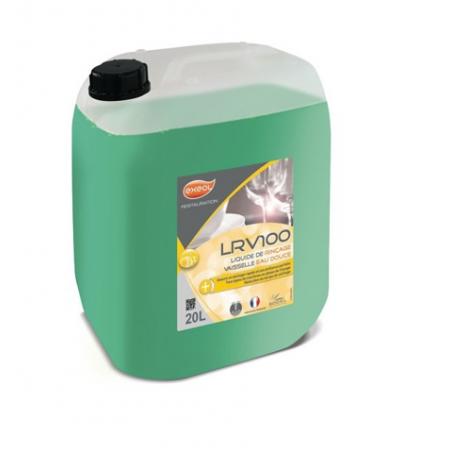 LRV100 5L | preparat w płynie do maszynowego płukania naczyń