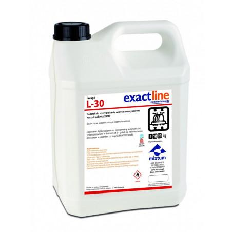 Lavage L-30 5 kg |  Płyn do maszynowego mycia naczyń oraz urządzeń w zmywarkach przemysłowych