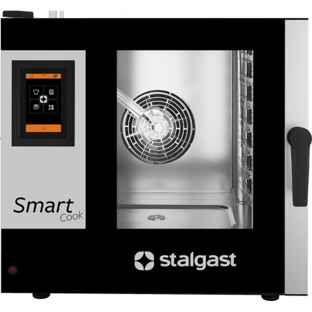 Piec konwekcyjno-parowy SmartCook dotykowy 7xGN 2/1 Stalgast | 9100053