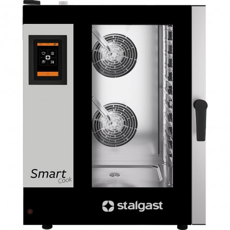 Piec konwekcyjno-parowy SmartCook dotykowy 11xGN 2/1 Stalgast | 9100055